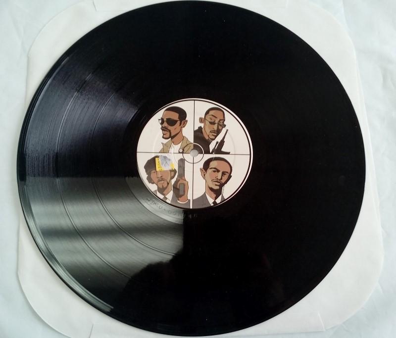 HEIRO IMPERIUM RECORDS SOULS OF MISCHIEF SOUNDSCIENCE/BAD BUSINESS VINYL