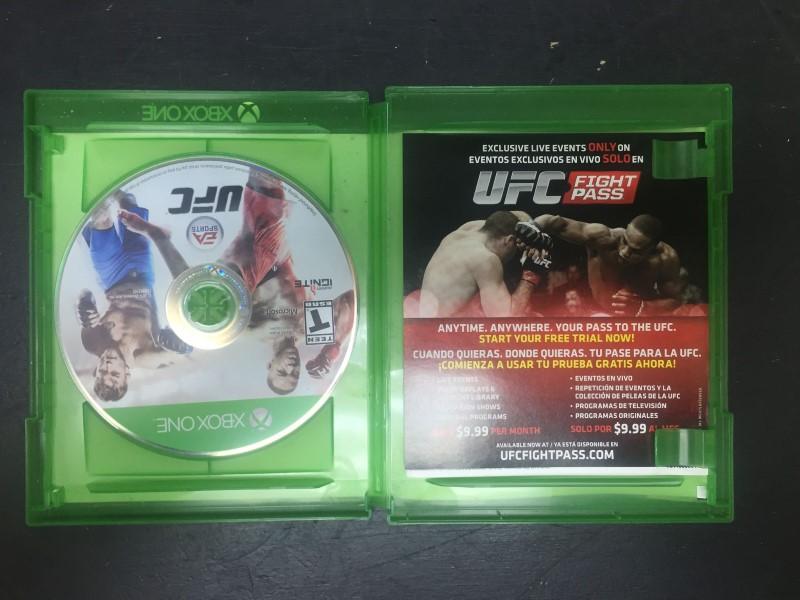 MICROSOFT Microsoft XBOX One Game UFC - XBOX ONE