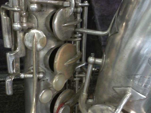 1930 Vintage BUESCHER Saxophone TRUE TONE (SILVER PLATED)