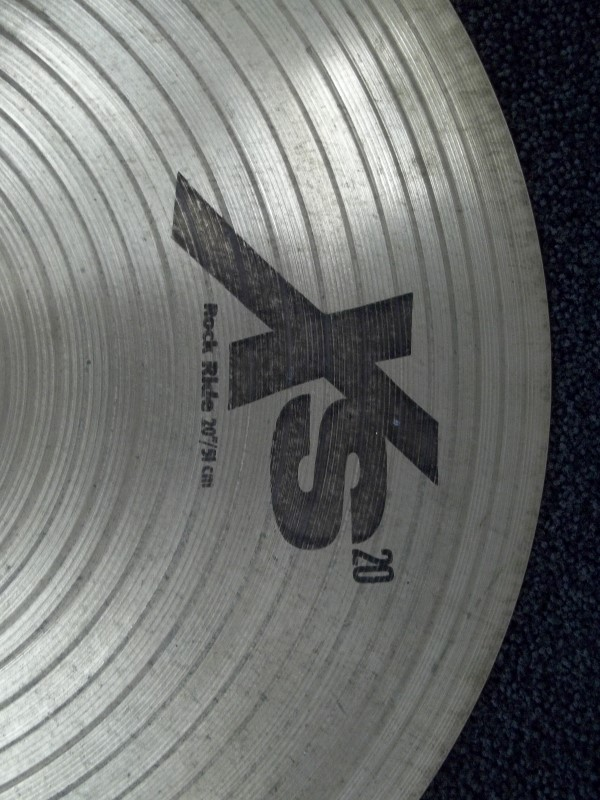SABIAN XS20 ROCK RIDE