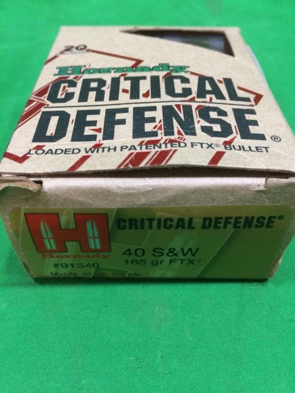 HORNADY Ammunition 91340