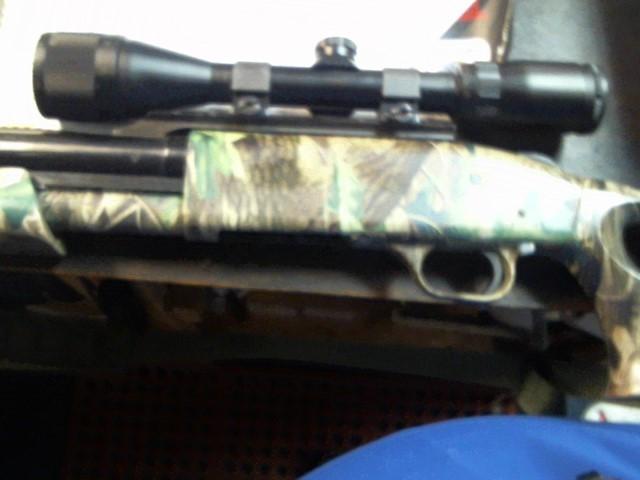 MOSSBERG Shotgun 835