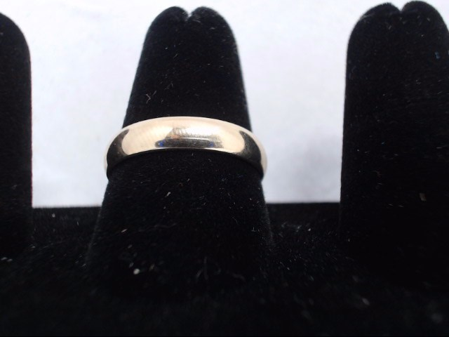 Gent's Gold Ring 10K Yellow Gold 4.5g Size:12