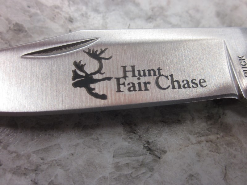 BUCK KNIFE HUNT FAIR CHASE