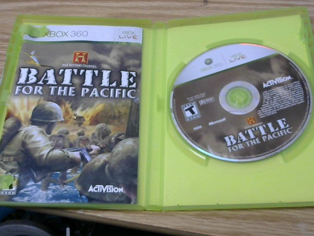 SONY Sony PlayStation 3 Game BATTLE FOR THE PACIFIC