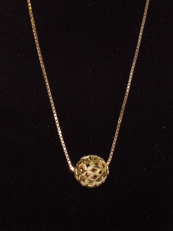 Gold Chain 14K Yellow Gold 5.6g