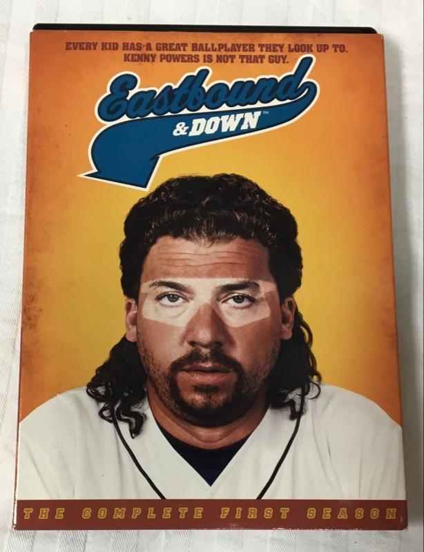 DVD BOX SET EASTBOUND & DOWN SEASON 1