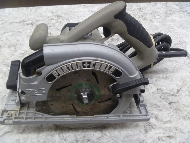 PORTER CABLE 423MAG 7-1/4 INCH HEAVY DUTY CORDED CIRCULAR SAW
