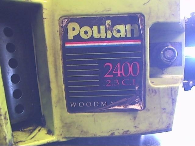 POULAN Chainsaw 2400 SAW