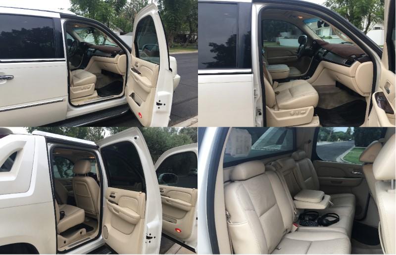 2007 CADILLAC ESCALADE EXT Full-Size Luxury SUV V8 6.2L AWD 121,637
