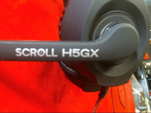 ETELCITY SCROLL H5GX PC HEADPHONES
