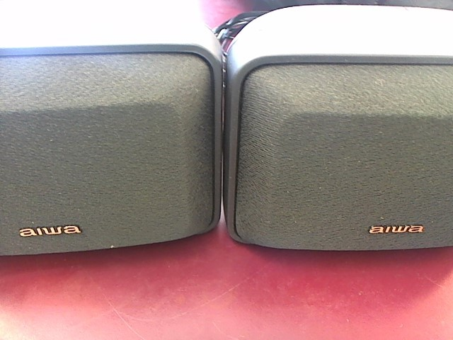 AIWA Surround Sound Speakers & System SPEAKER SYSTEM