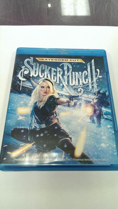 BLU-RAY SUCKERPUNCH