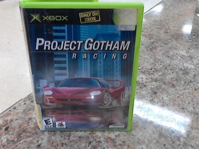 MICROSOFT Microsoft XBOX Game PROJECT GOTHAM - XBOX
