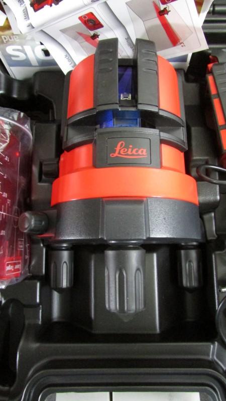 LEICA Laser Level LINO L4P1 MULTI LINE LASER LEVEL