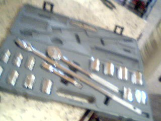 NAPA Combination Tool Set EVERCRAFT SOCKET SET