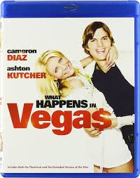 BLU-RAY MOVIE Blu-Ray WHAT HAPPENS IN VEGA$