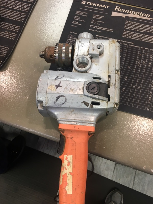 CHICAGO ELECTRIC Angle Drill 44790