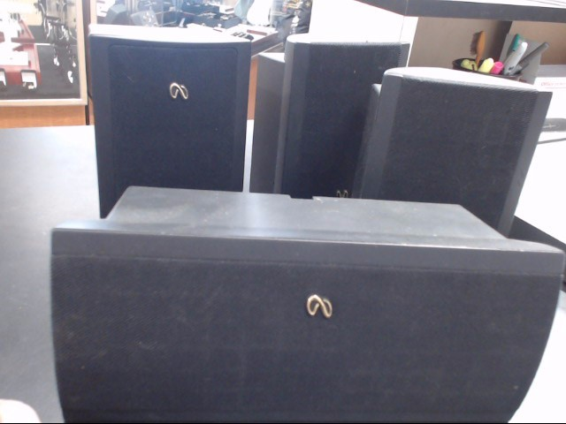 INFINITY Surround Sound Speakers & System MINUETTE