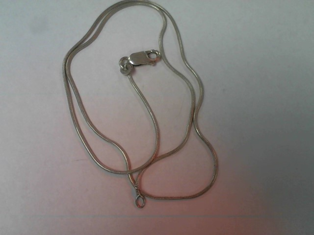 Silver Rope Chain 925 Silver 4g