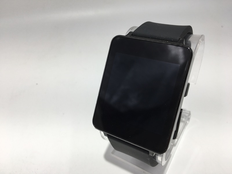 LG G Watch LG-W100 Android Wear Smartwatch - Watch No Charger