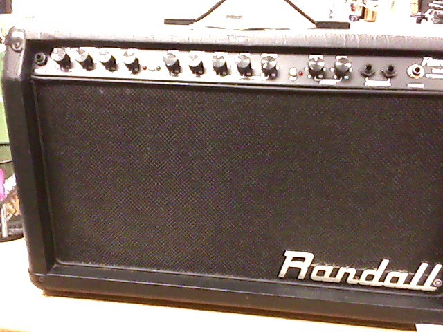 RANDALL AMPLIFIERS Electric Guitar Amp RG230SC