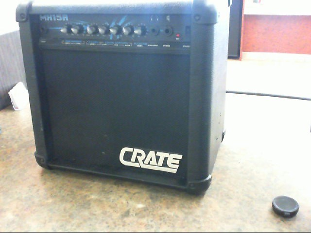 CRATE Electric Guitar Amp MX15R