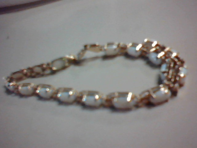 Gold Bracelet 14K Yellow Gold 4g