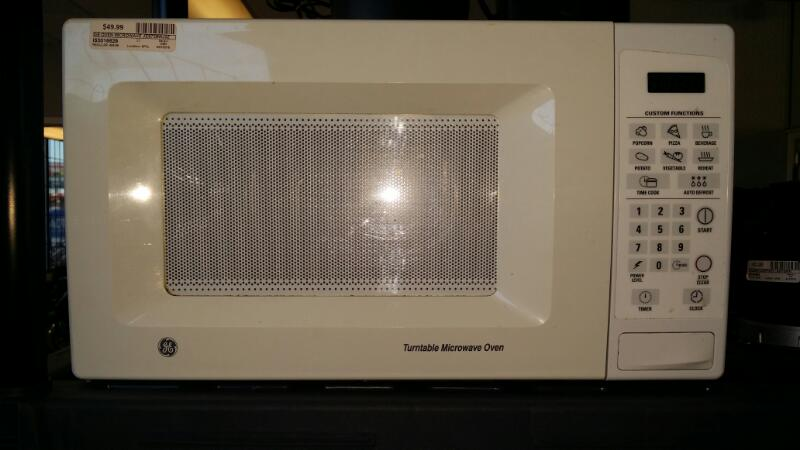 GE Microwave/Convection Oven MICROWAVE JES738WJ0Z