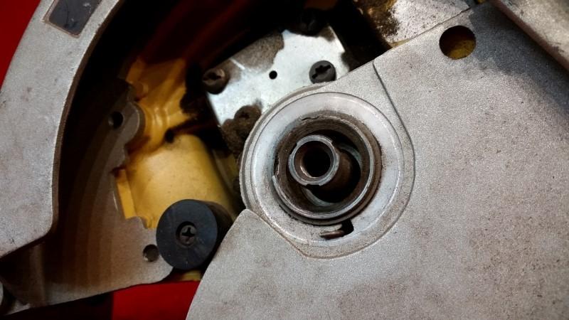 """Dewalt Dw377 Circular Wormdrive Saw 7-1/4"""" 120v 13amp"""