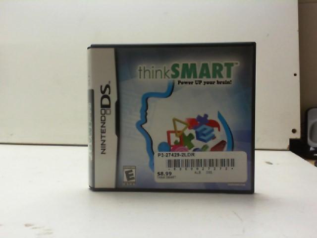 NINTENDO Nintendo DS Game THINK SMART