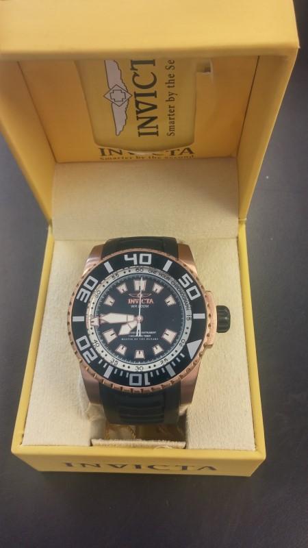 INVICTA Gent's Pro Diver Wristwatch 14666
