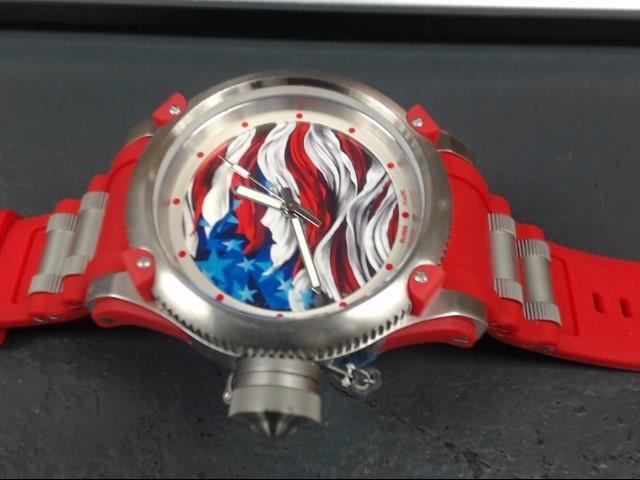 INVICTA Gent's Wristwatch AMERICA 16211