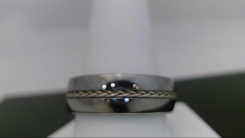 Gent's Wedding Band Tungsten Carbide 15.9g size11
