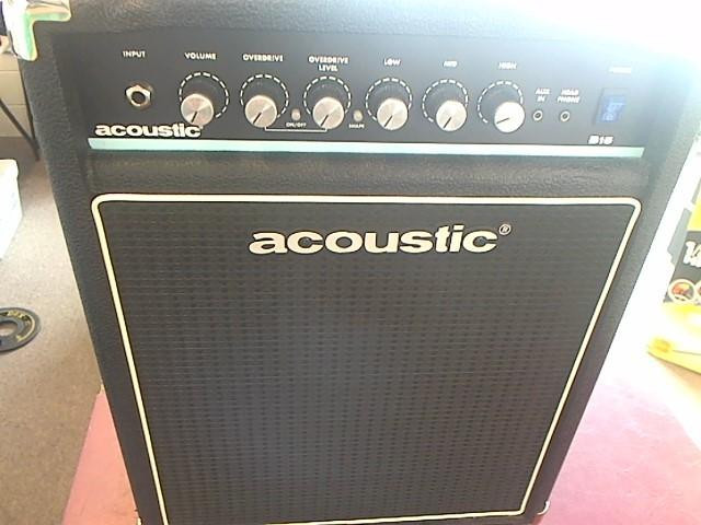 ACOUSTIC Bass Guitar Amp B15 AMP