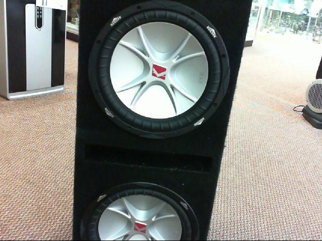 KICKER Car Speakers/Speaker System CVR12