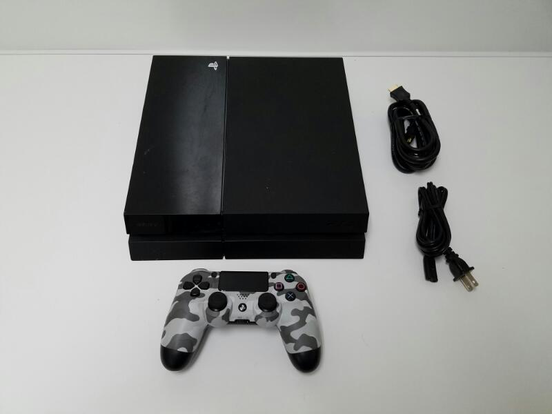 SONY PLAYSTATION 4 (PS4) 500GB CONSOLE SYSTEM, CUH-1115A