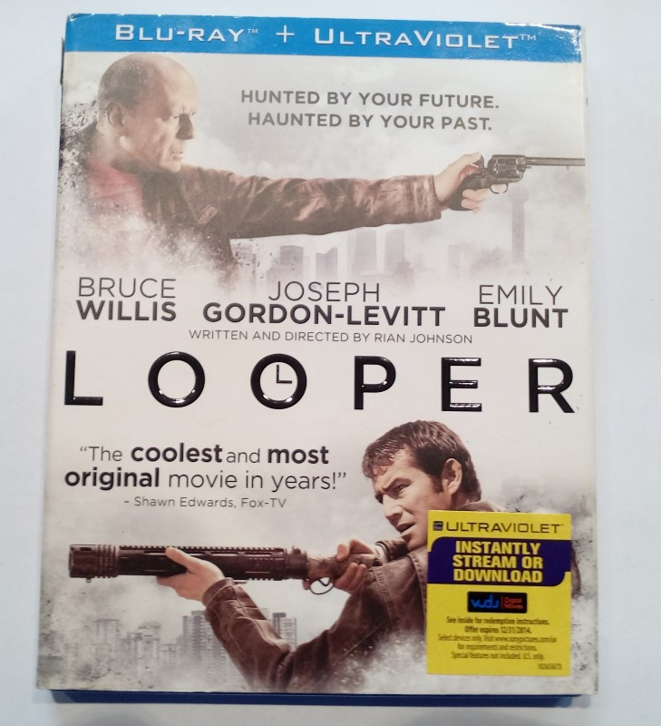 BLU-RAY MOVIE LOOPER