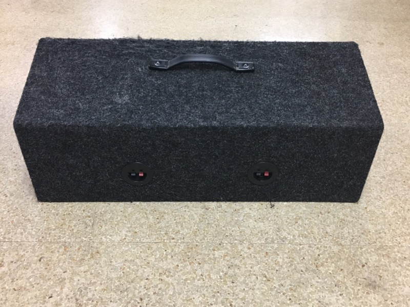 MTX ROAD THUNDER TWO, IN CARPETED BOX, 10""