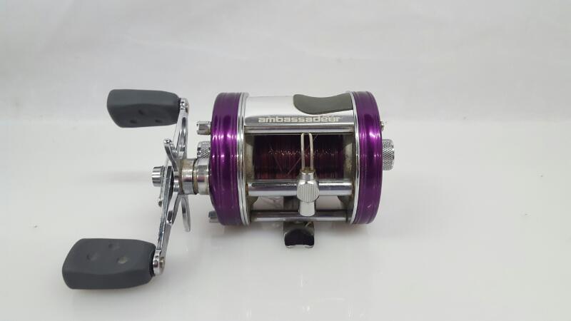 ABU GARCIA Fishing Reel AMBASSADEUR 6500 CS ROCKET