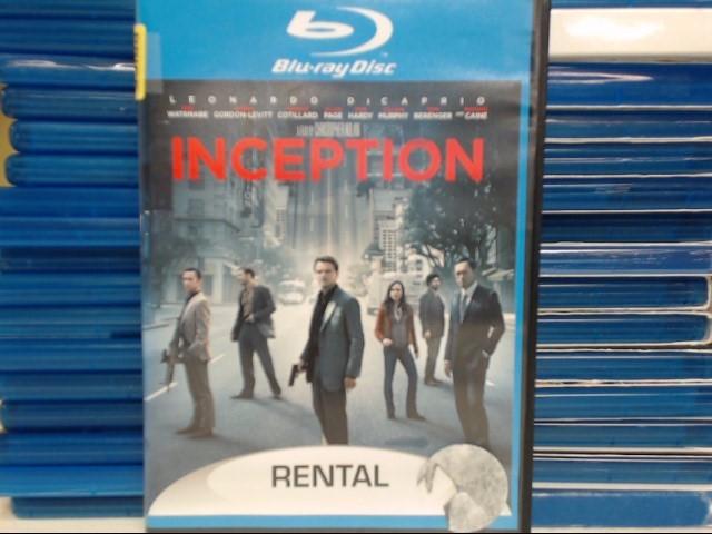 BLU-RAY MOVIE Blu-Ray INCEPTION