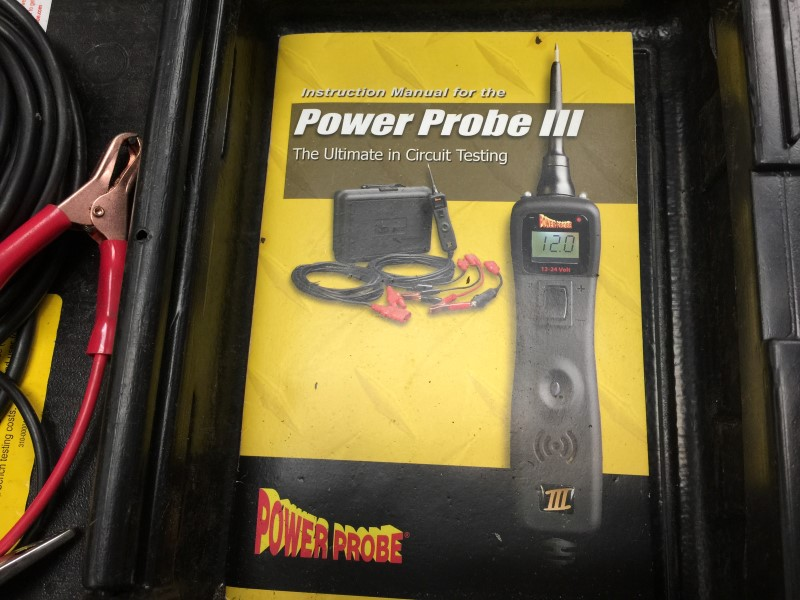 Power Probe III PP319CARB Ultimate Circuit Tester & Leads