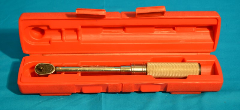 SNAP ON Torque Wrench QD1R200 w/Case