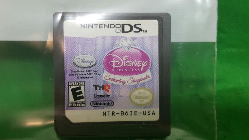 NINTENDO Nintendo DS Game DISNEY PRINCESS ENCHANTED STORYBOOKS