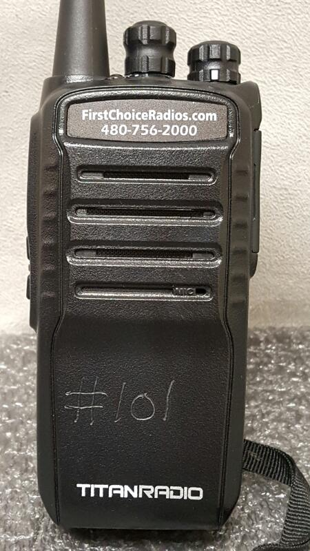 TitanRadio TR400U Two Way Radio