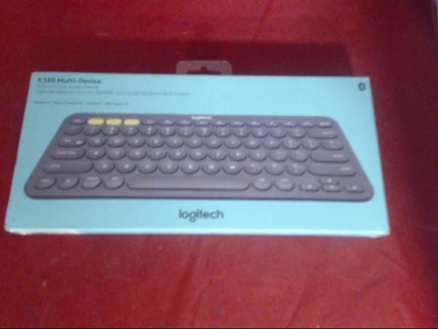 LOGITECH Computer Accessories K380