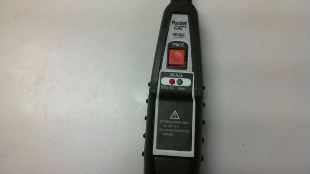 POCKET CAT Battery Tester PROBE CAT