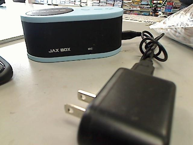 KAPAS Speakers JAX BOX