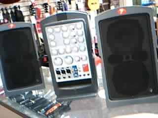 FENDER PA System PASSPORT P-150