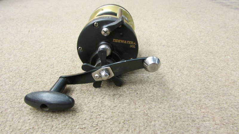 SHAKESPEARE FISHING Fishing Reel TIDEWATER 30L REEL